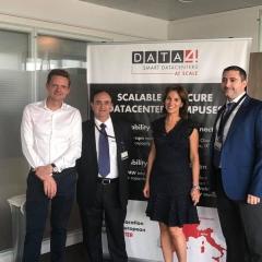 28/06/19 - Visite privée - Data4 Center à Marcoussis _5