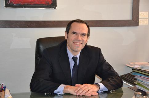 nouveau président, monsieur José Miguel García