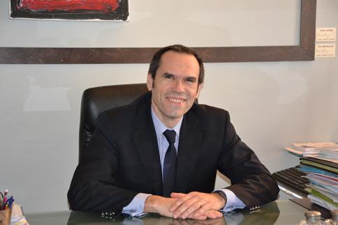 Nuevo presidente José Miguel García