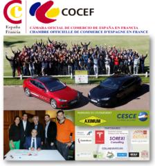 2ème Edition de Tournoi de Golf COCEF 2015